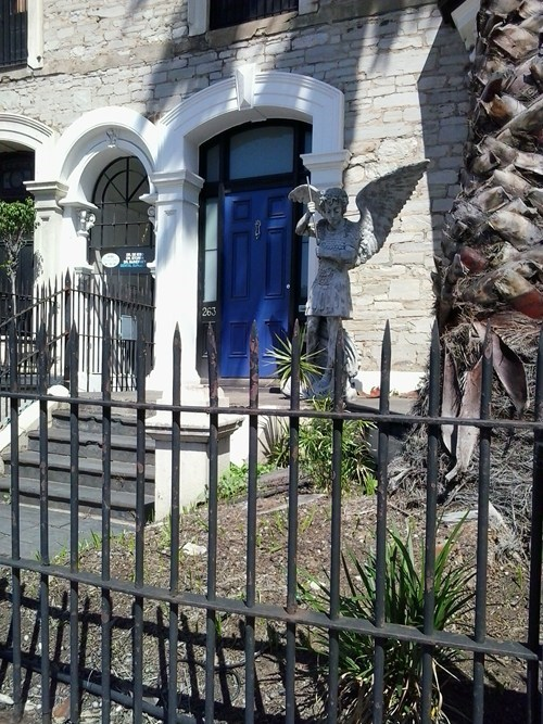 IRL weeping angels doctor who - 7835944960