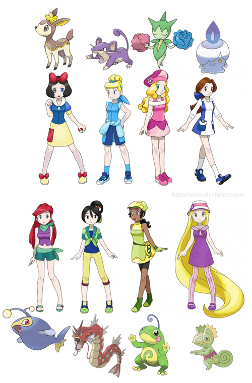 Disney Princess Trainers
