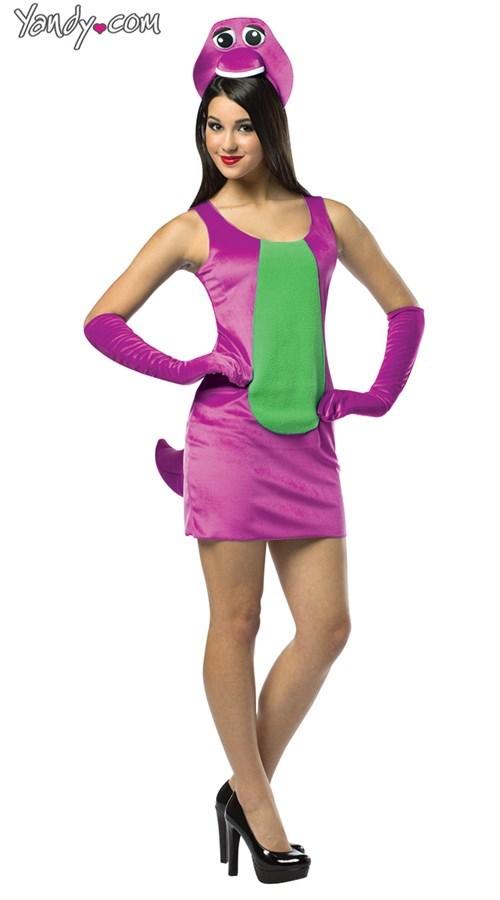 costume halloween barney Spooky FAILs and HalloWINs - 7836370944
