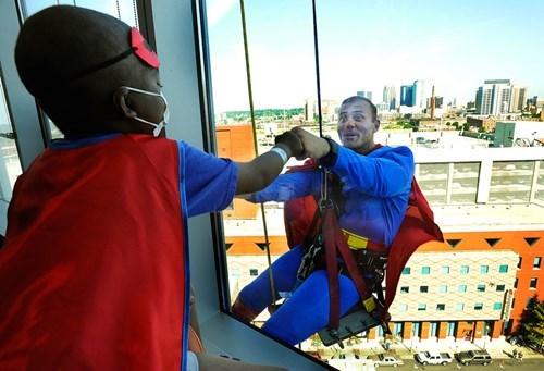 kids window washer superhero - 7836392448