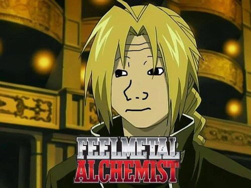 feels anime fullmetal alchemist - 7836528640