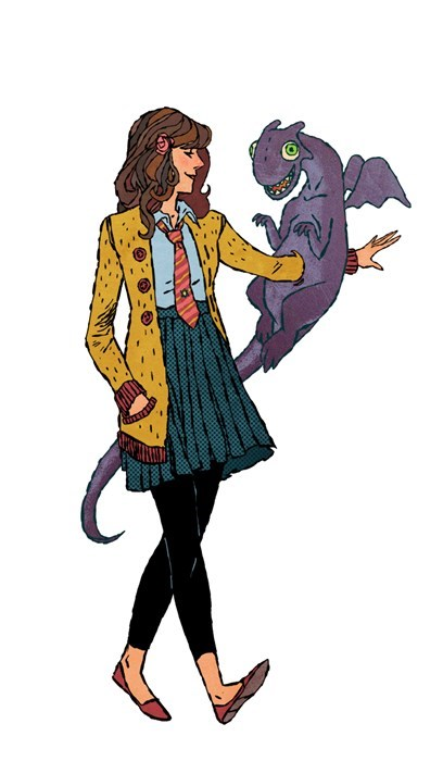 kitty pryde redesign - 7836564224
