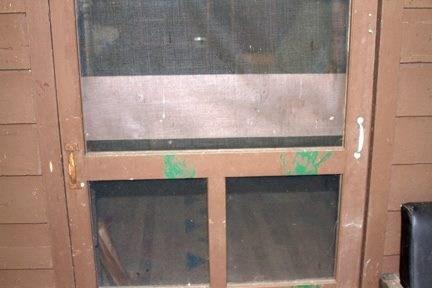Door handle fail