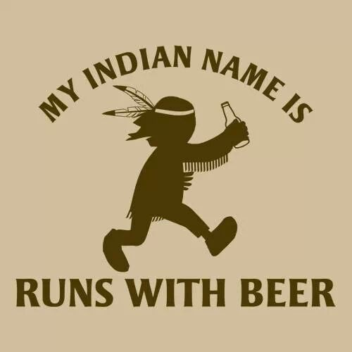 indian beer native america funny - 7836577792