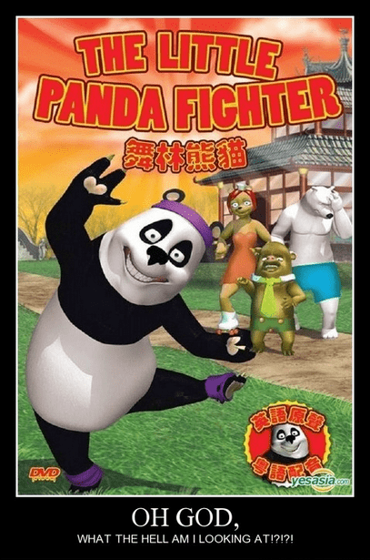 year Kung Fu Panda Movie ripoff funny - 7836647424