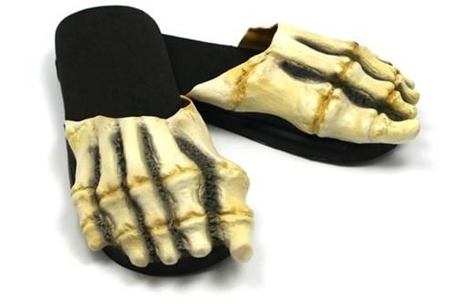 shoes fashion halloween skeleton - 7836721920