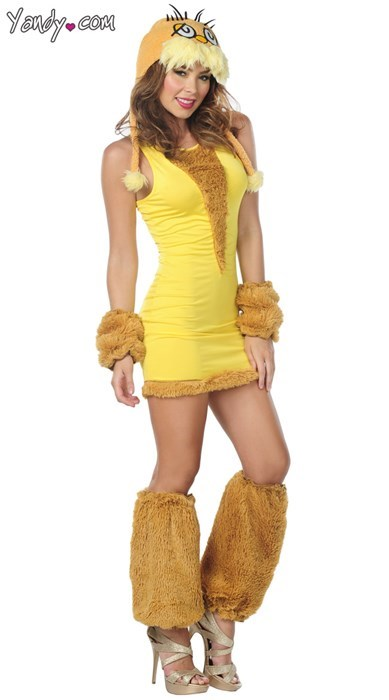 costume dr seuss halloween the lorax ghoulish geeks - 7836759040