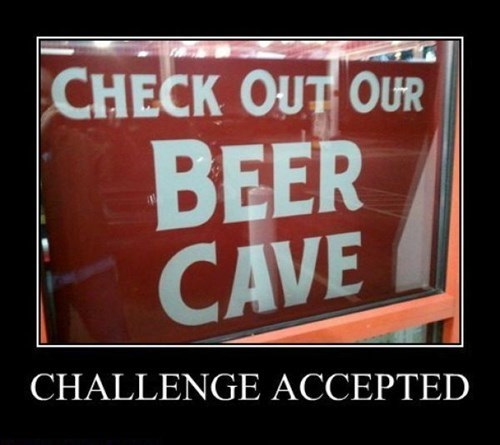 beer awesome cave funny - 7836769280
