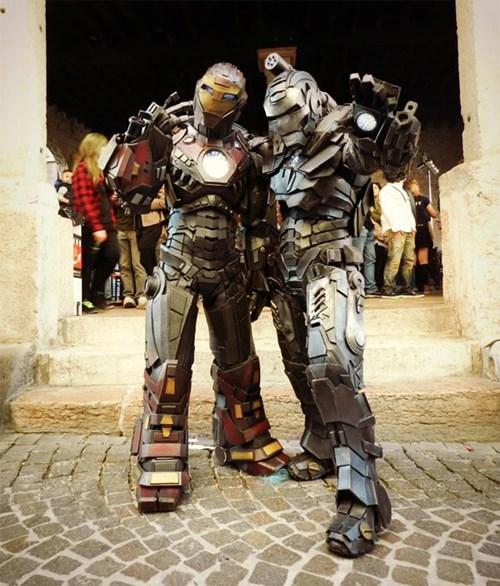 cosplay,iron man