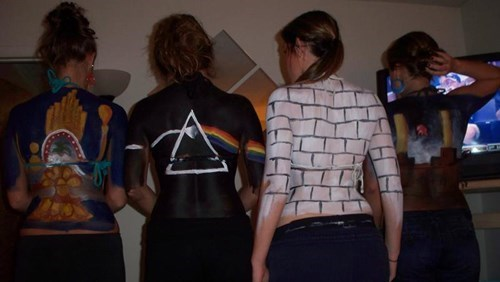 costume halloween pink floyd album covers Music - 7836867584