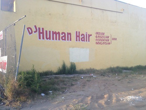 hair sign fashion puns - 7836959232
