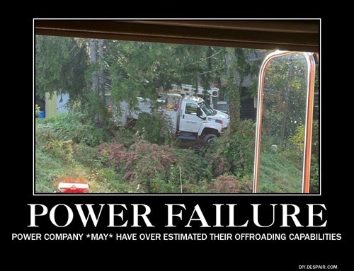 wtf off road power failure funny - 7837026048