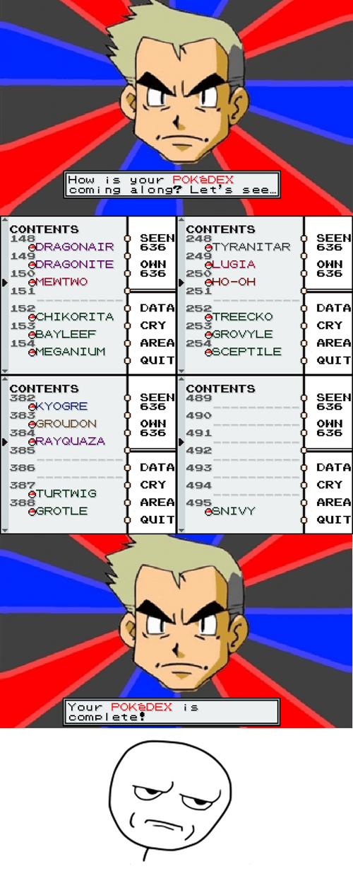 pokedex professor oak pokemon logic wat - 7837123840