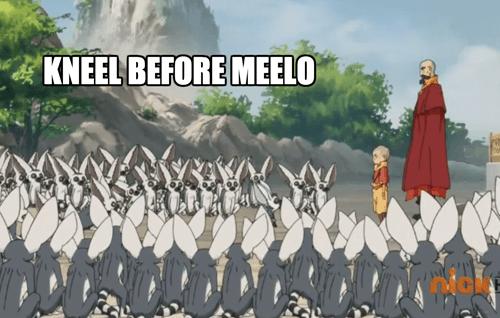 meelo cartoons Avatar korra - 7837185536