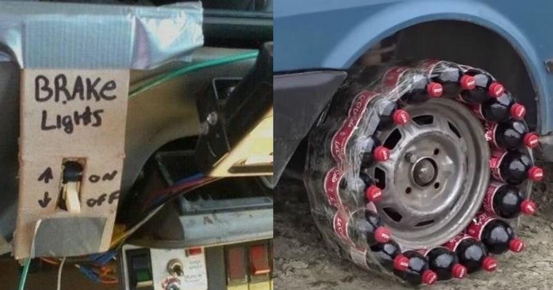 FAILS FAIL ridiculous DIY dumb - 7837189