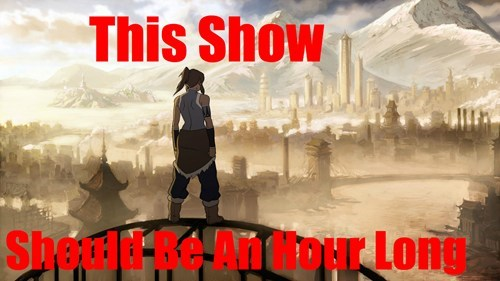 fandom problems cartoons Avatar korra - 7837752832