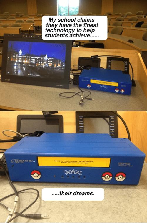 Pokémon school IRL - 7837811200