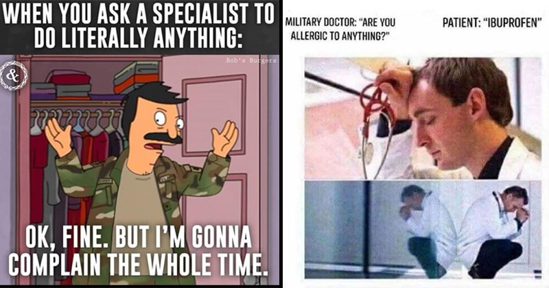 military funny memes armed forces military memes service america army soldiers united states personnel military slang - 7838213