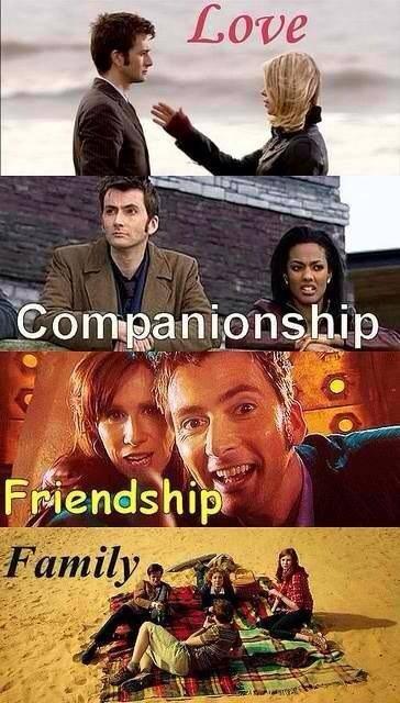 doctor who companions - 7838254848