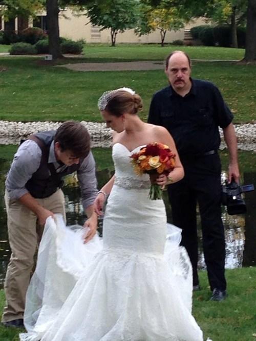 photobomb weddings - 7838469120