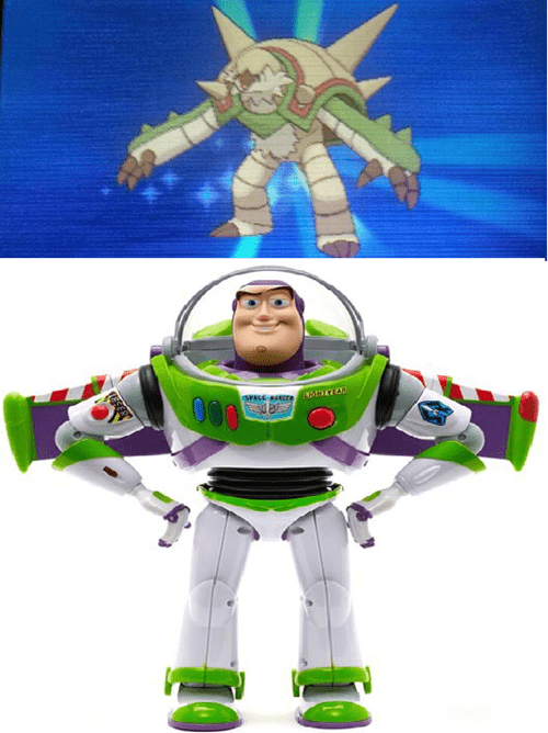 chesnaught buzz lightyear - 7838622976