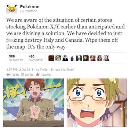 Pokémon anime hetalia - 7838771456