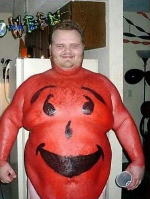costume,Spooky FAILs,halloween,kool-aid man