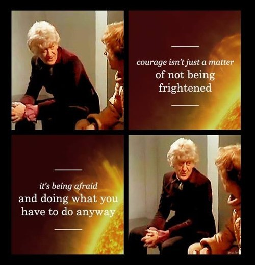 classic who,courage,doctor who