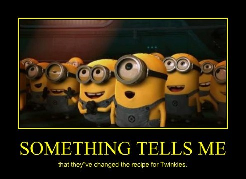 sentient movies twinkies funny - 7839582720