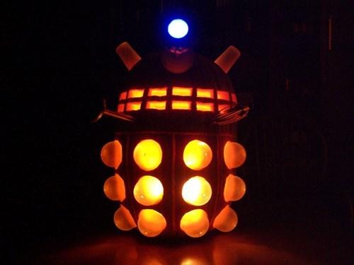 halloween jack o lanterns daleks doctor who - 7839688960