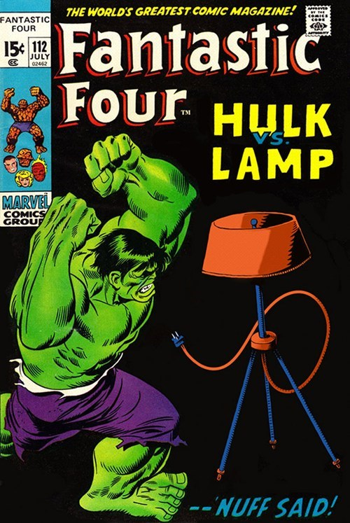 lamp,off the page,hulk