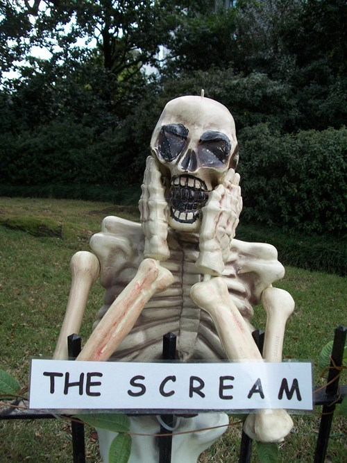 The Scream,halloween,g rated