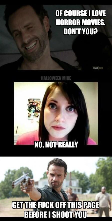 Do you love horror movies?