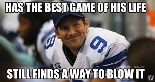 tony romo nfl dallas cowboys - 7841247744