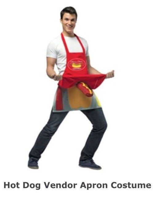 costume apron halloween puns Spooky FAILs and HalloWINs