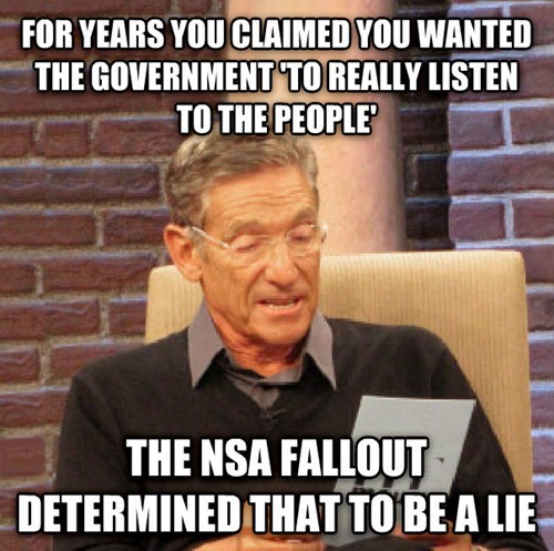 government shutdown Memes maury