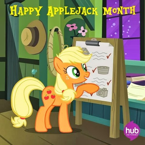equestria daily,applejack,october