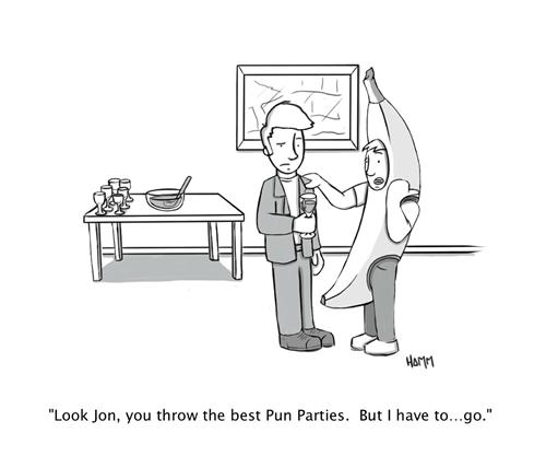 bananas nathan barley puns funny split web comics - 7841701888