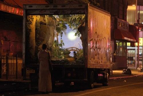 banksy,Street Art,graffiti,hacked irl,funny