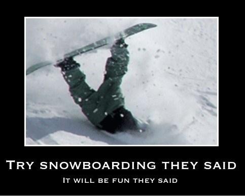 fun wtf snowboarding crash - 7841815552