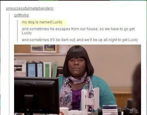 dogs,dog names,tumblr,get lucky