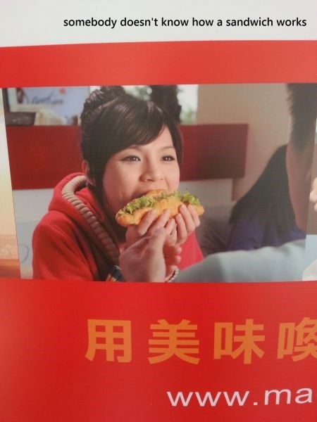 sign engrish youre-doing-it-wrong sandwich funny - 7842004736