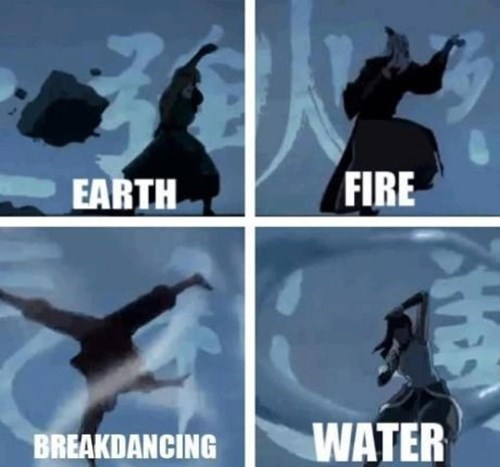 cartoons breakdancing korra - 7842096640