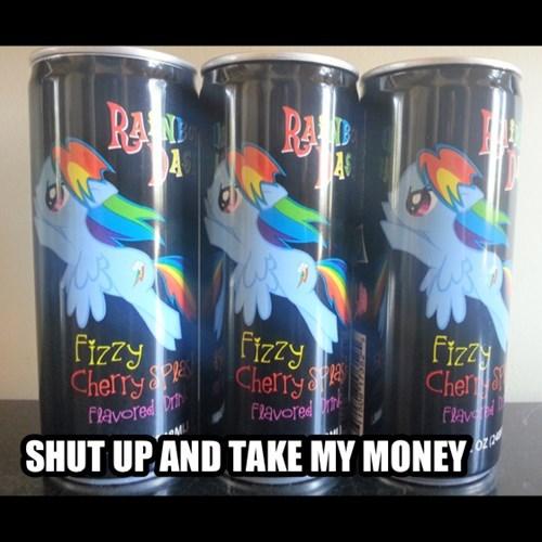 soda ponify rainbow dash - 7842208768