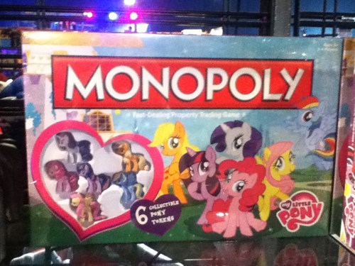 monopoly MLP ponify - 7842371840