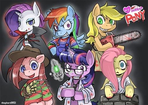 So, what's you costume your Nightmare Night?