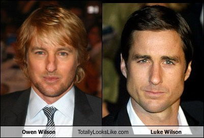 owen wilson,totally looks like,luke wilson,funny,brothers