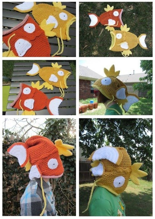 fashion Pokémon IRL hats - 7842901504