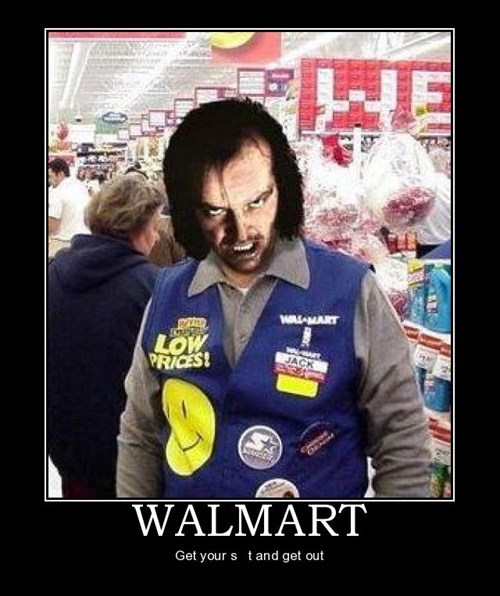 scary shop wtf Walmart funny - 7843033088