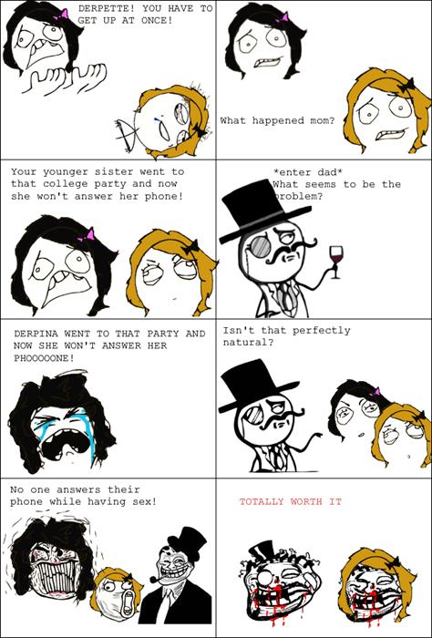 sisters troll dad parenting sir - 7843077632